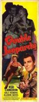 Double Jeopardy 1955 DVD - Rod Cameron / Gale Robbins